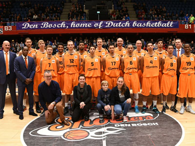 Nederlands Team in Den Bosch